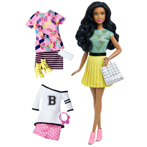 Barbie Fashionista Doll Fashion
