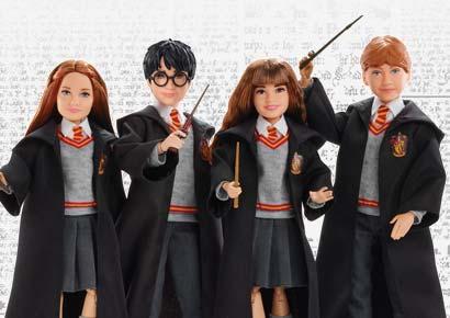 Harry Potter Smyths Toys Ireland