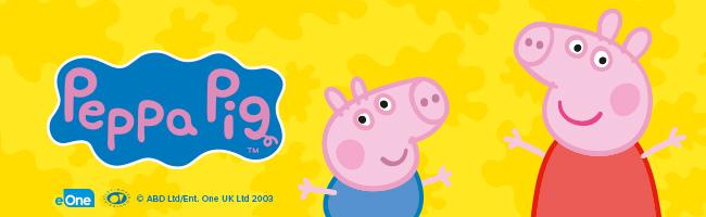 Great Value On A Fantastic Range Of Peppa Pig Toys At Smyths Toys
