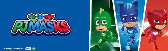 PJ Masks: Awesome deals only at Smyths Toys UK