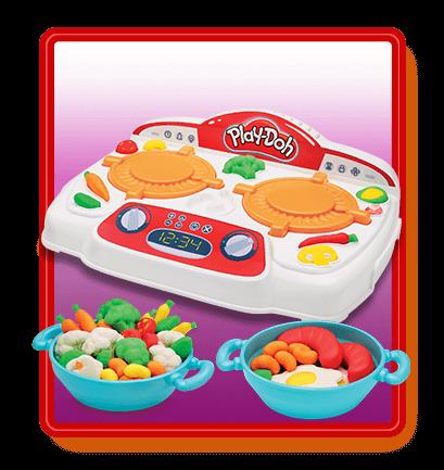 Play Doh Kitchen Uk