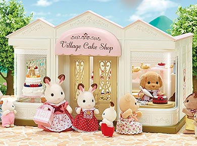 Sylvanian Families Awesome Deals Only At Smyths Toys Uk