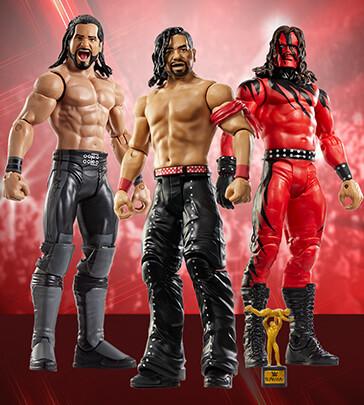 WWE Shop Smyths Toys