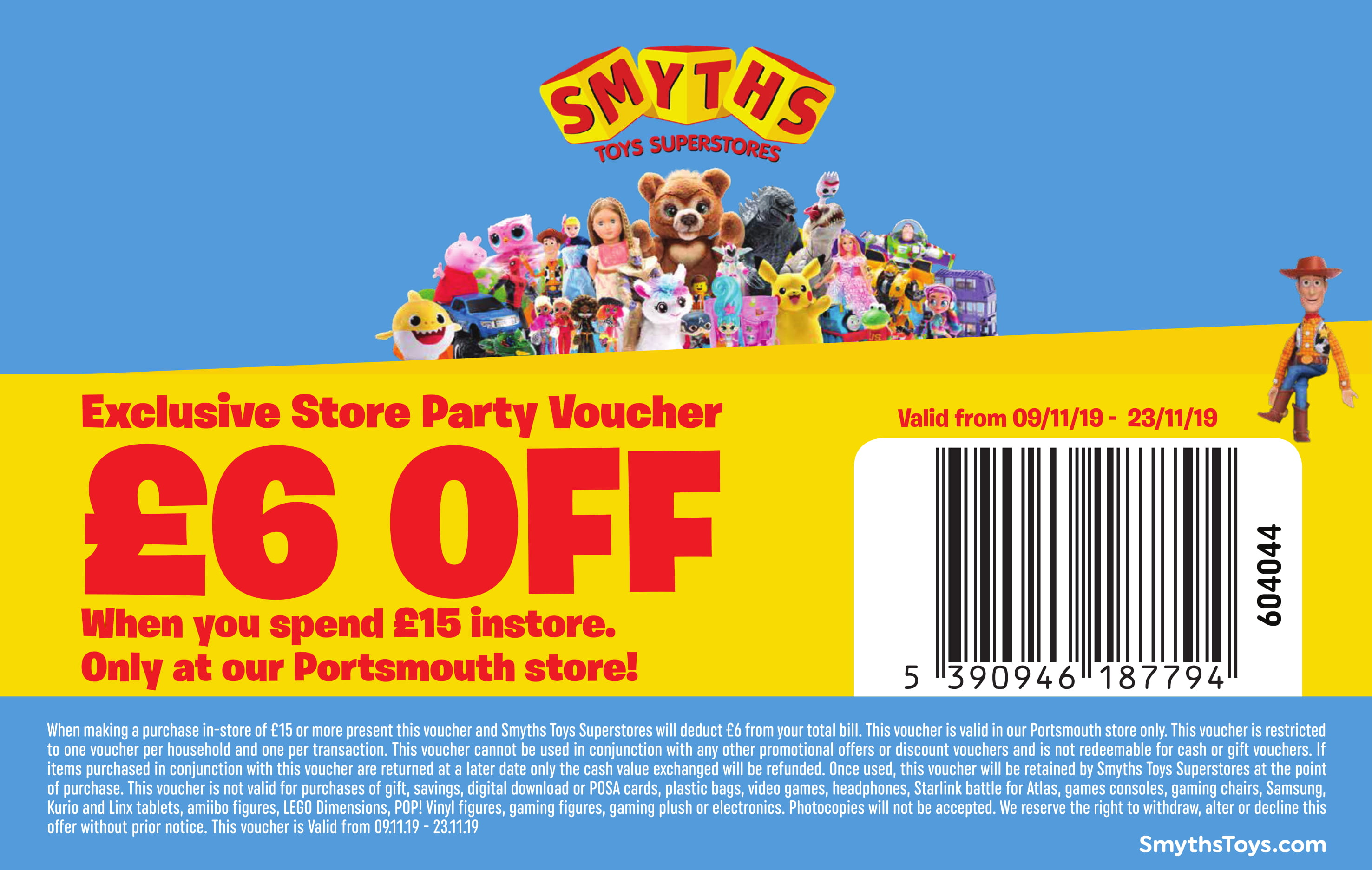 Full Download Roblox S Myths New Facility Portsmouth Opening Voucher Smyths Toys