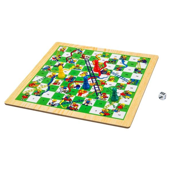 Snakes Amp Ladders Game Family Board Games Uk