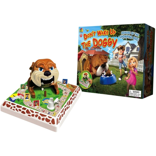 Don't Wake Up The Doggy Board Game