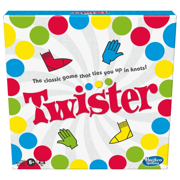 Twister Game Childrens Board Games Uk