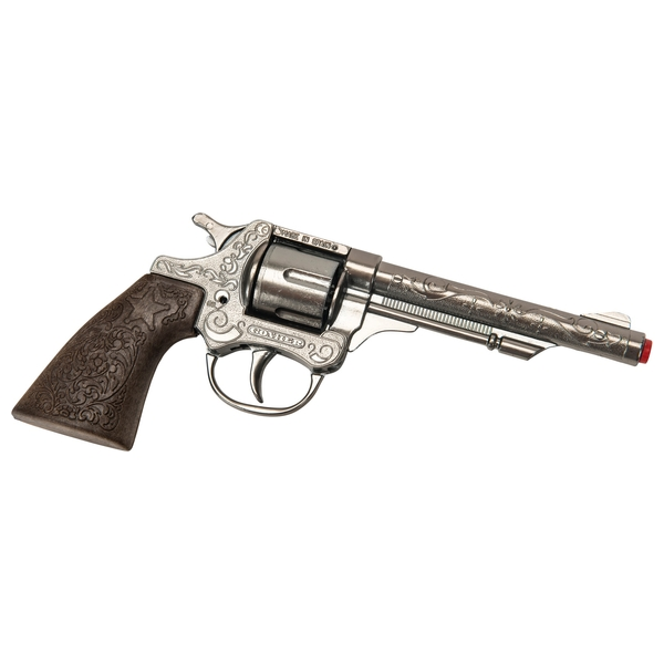 Wild West Cowboy Single Toy Gun Set