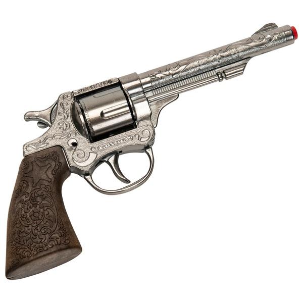 Cowboy Revolver Gun