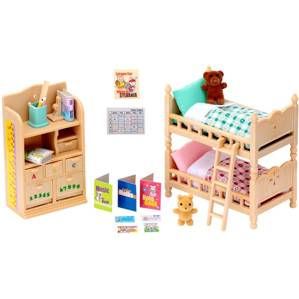 Sylvanian Families Children S Bedroom Furniture