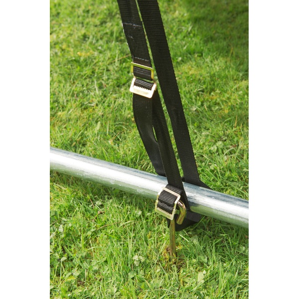 10ft Trampoline Tie Down Kit