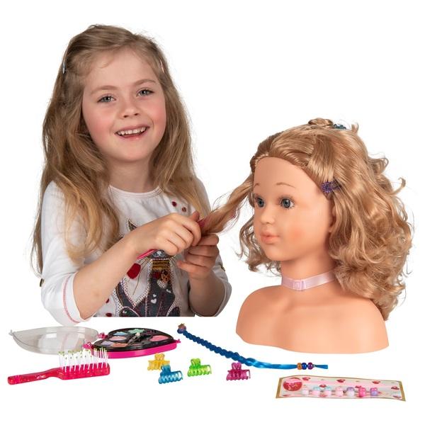 Princess Coralie Makeup & Styling Head