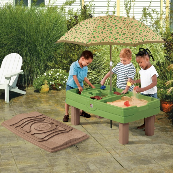 Step 2 Naturally Playful Sand and Water Table