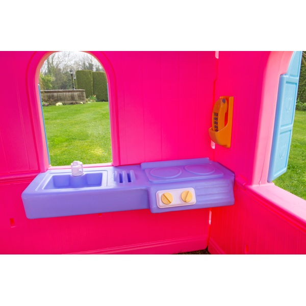 Little Tikes Pink Country Cottage Playhouse Play Houses