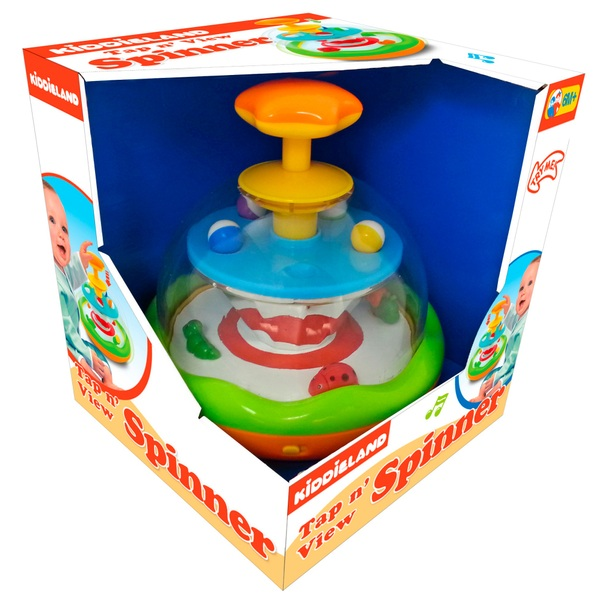 Tap N View Spinner Development & Activity Toys UK