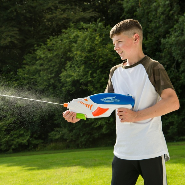 Water Warriors Shark Watergun