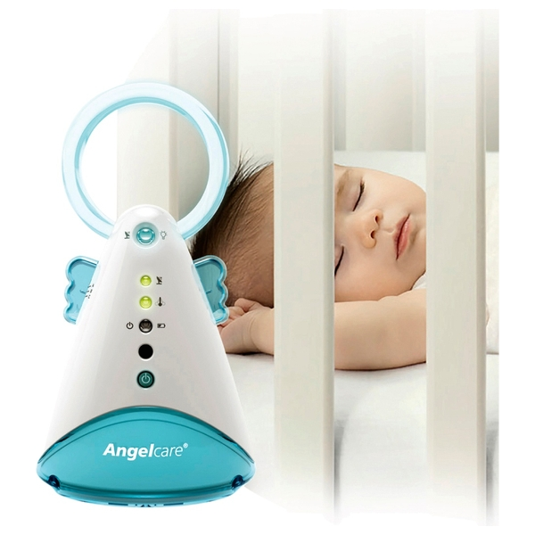 Angelcare Simplicity AC601 Baby Movement Monitor, with Sound