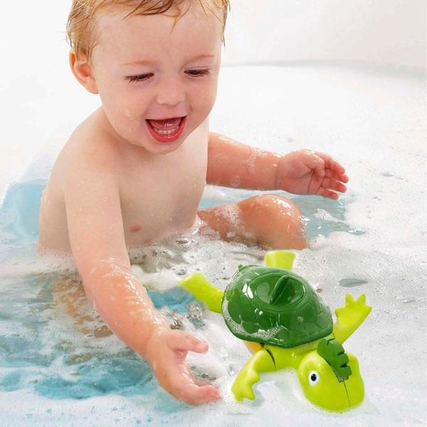 TOMY Toomies Swim & Sing Turtle