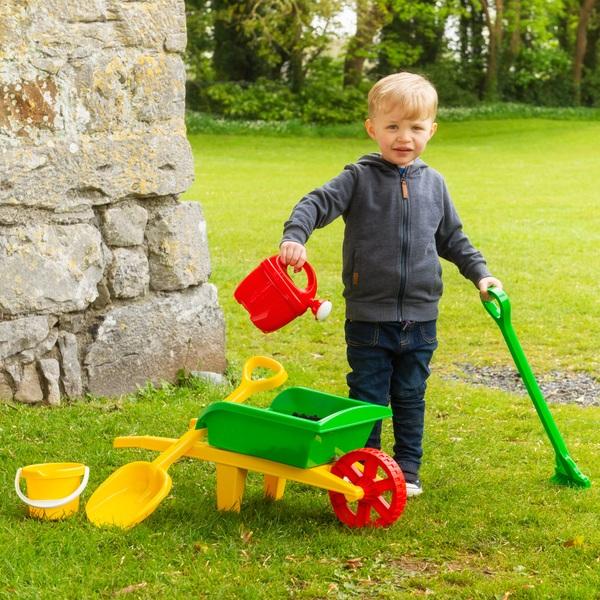 Wheelbarrow & Garden Set