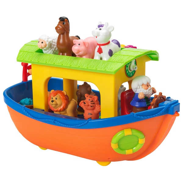 Big Steps Play Noah's Activity Ark