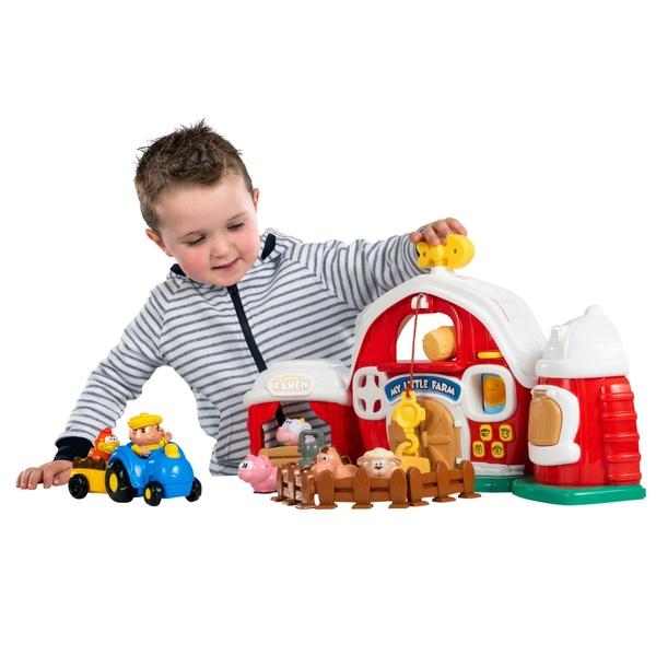 My Little Farm - Development & Activity Toys UK
