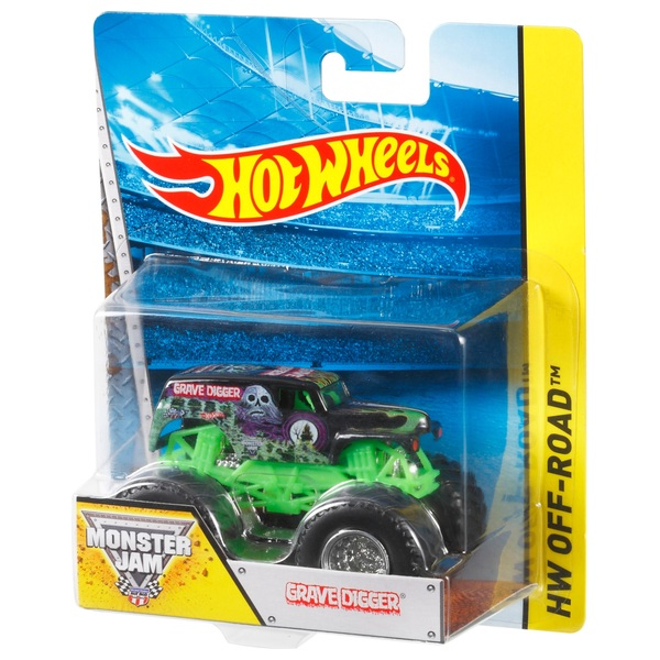 Hot Wheels Monster Jam Vehicle Assortment