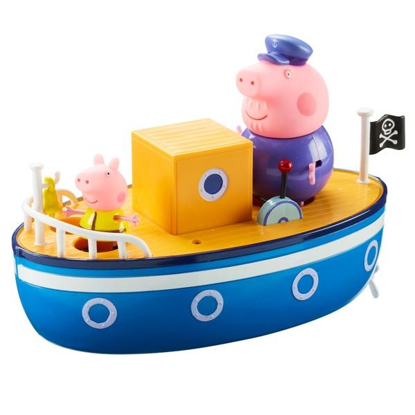 Peppa Pig's Bathtime Boat