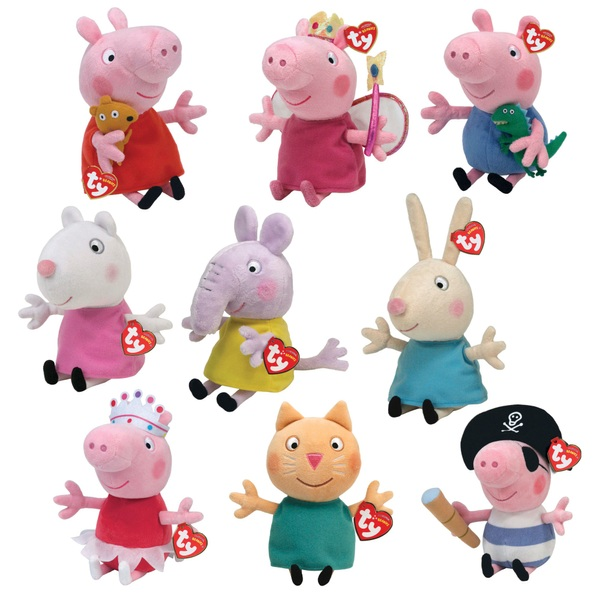 Peppa Pig Beanie Assortment