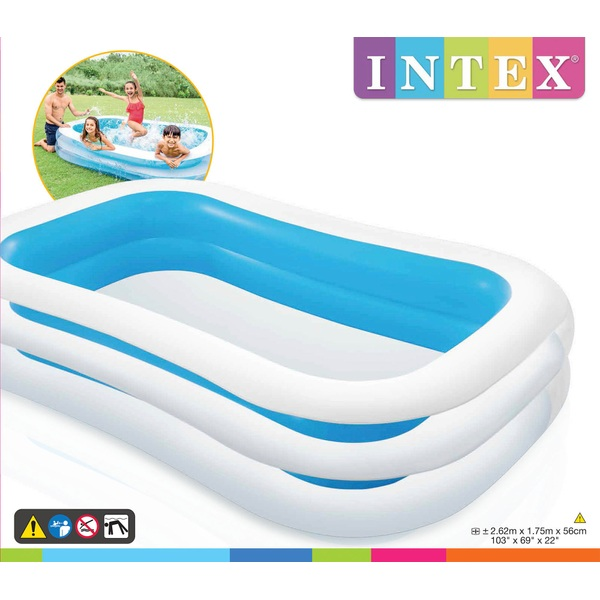 Intex Family Swimming Pool - Pools Ireland