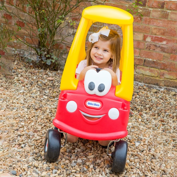Little Tikes Cozy Coupe Car Ride Ons Uk