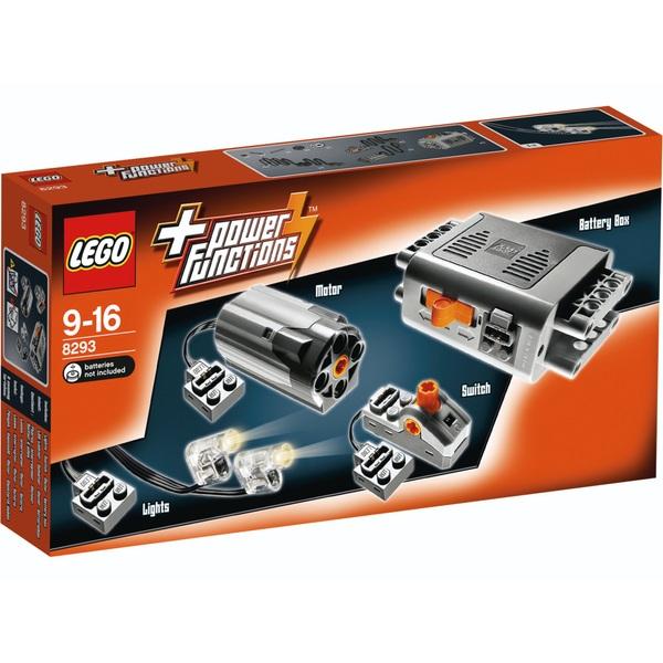 LEGO Technic Power Functions Motor Set 8293 - LEGO Technic Ireland