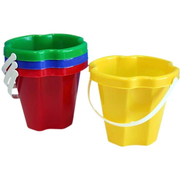 18cm Sand Bucket - Assortment
