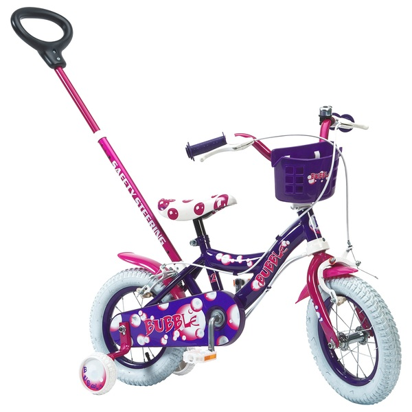 12 Inch Bubble Bike