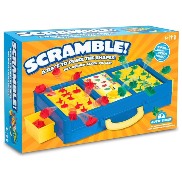 Scramble Game