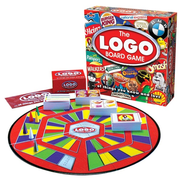 The Logo Board Game Tv And Movie Themed Games Uk