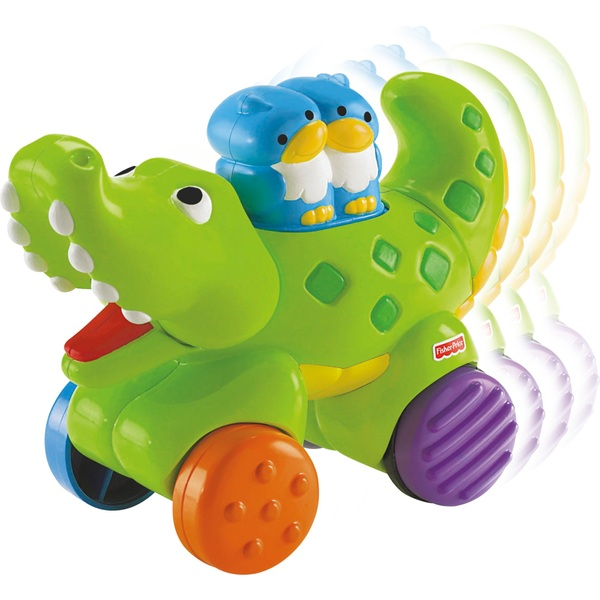 Fisher-Price Amazing Animals Press & Go Assortment