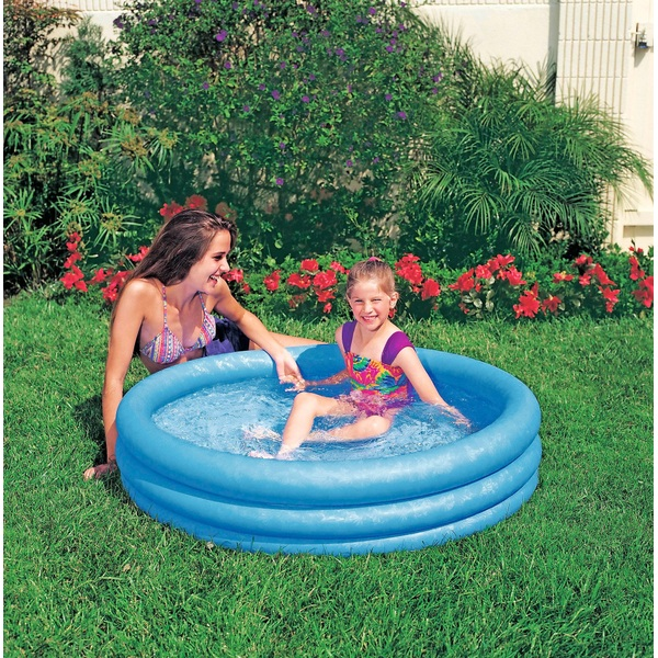 Intex Blue Crystal Pool