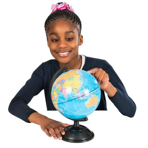 18cm Discovery Globe