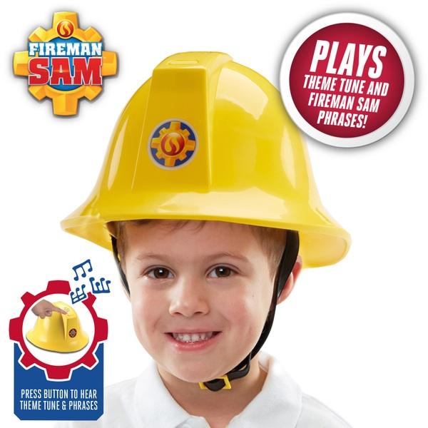 fireman sam helmet with sound fireman sam uk