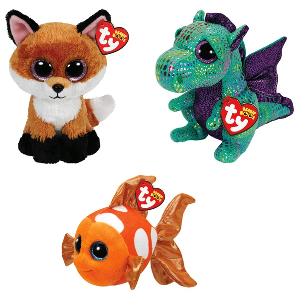 Beanie Boo Assortment 15cm