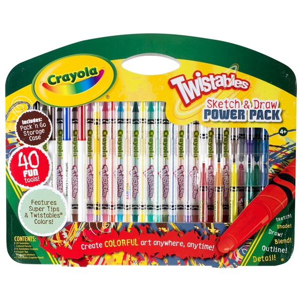 Crayola Twistable Sketch and Draw