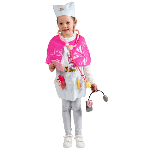 Electronic Nurse Set Small Costume