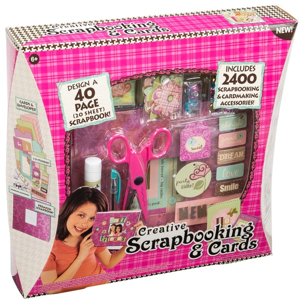 Scrapbooking & Cards Kit