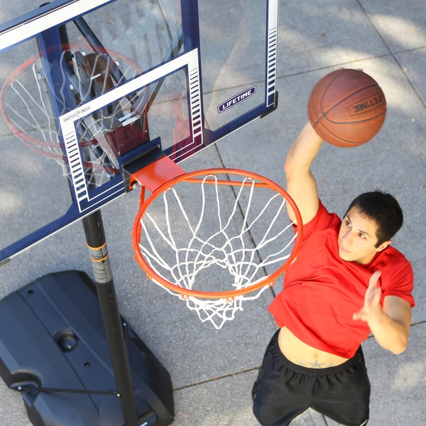 Lifetime Front Court Basketball Stand