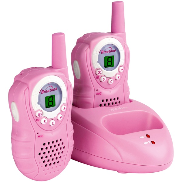 Latitude 150 Two Way Radio Pink