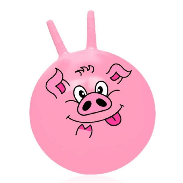 Pink Pig Hopper