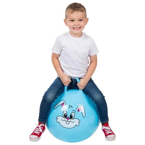 Blue Bunny Hopper