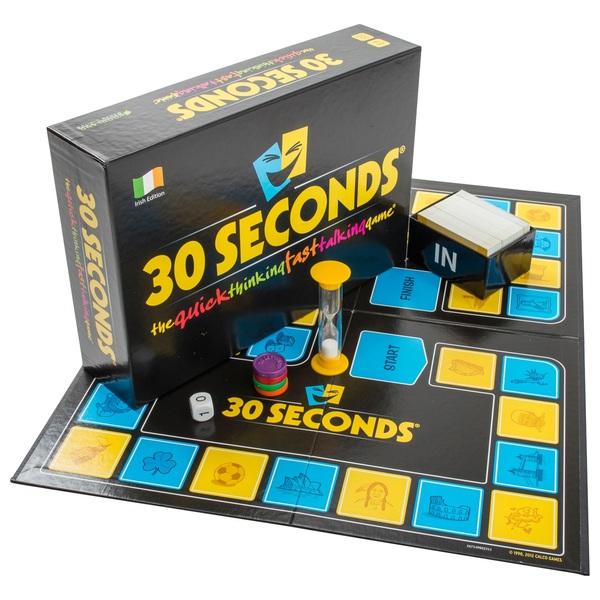 30 Seconds Board Games Ireland