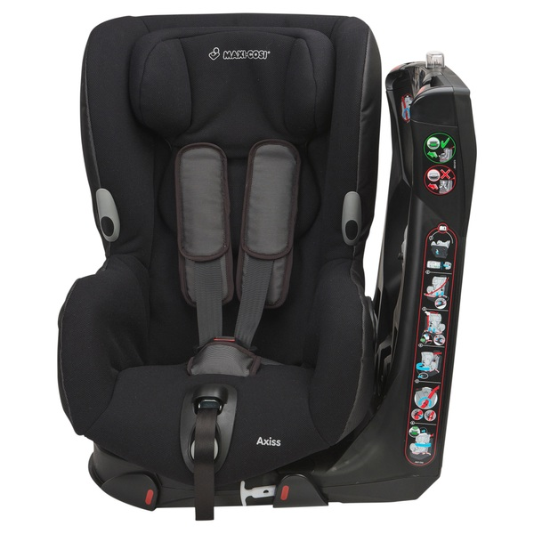 Maxi Cosi Axiss Group 1 Car Seat Black  sc 1 st  Smyths Toys : reclining car seat group 1 - islam-shia.org