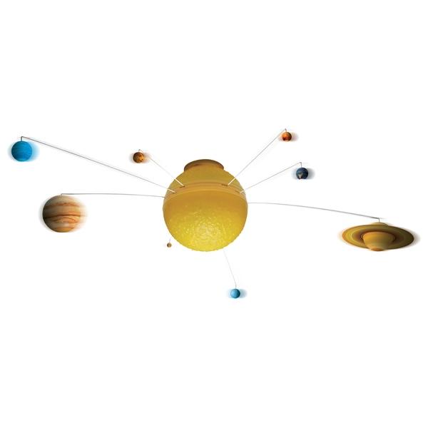 RC Illuminated Solar System - Globes Ireland